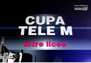 """Colegiul """"Richard Wurmbrand"""" în sferturile Cupei TeleM"""