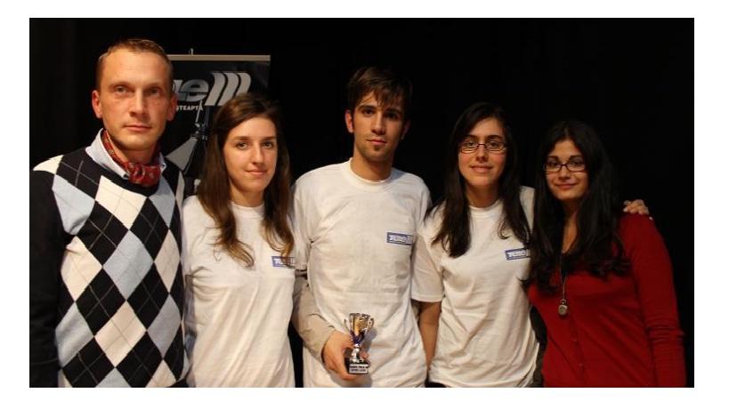 CRW obţine prima victorie în competiţia liceelor ieşene