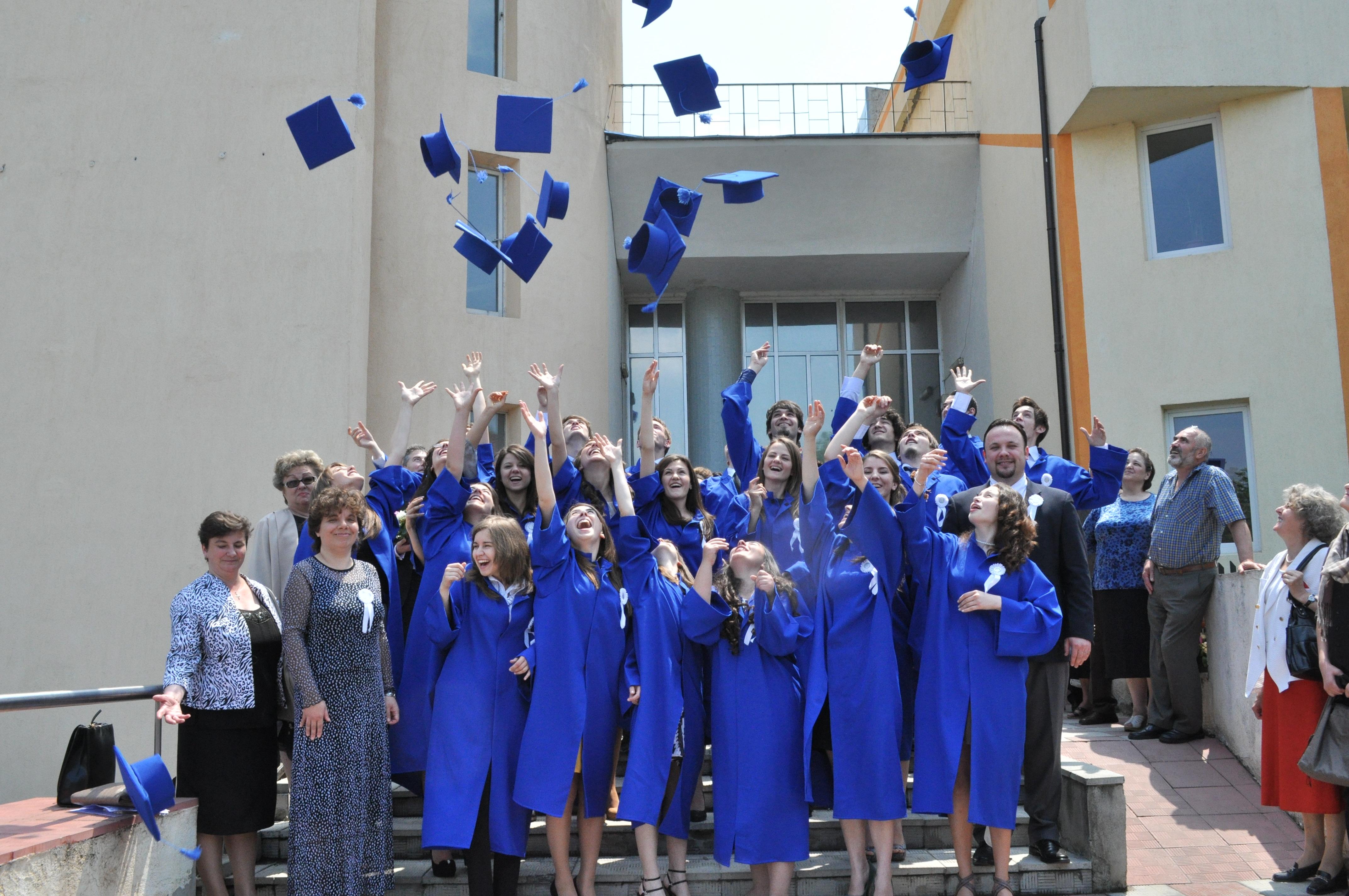 Fotografii absolvire