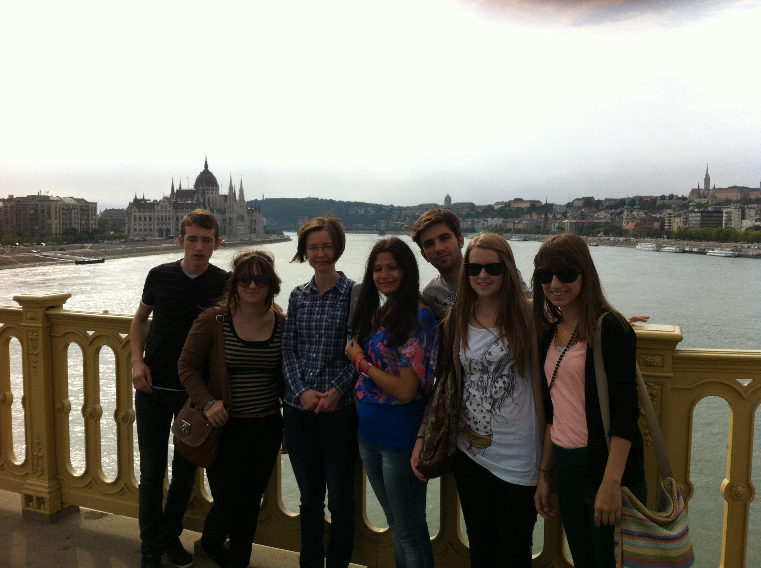 Student Leadership Conference – Budapest 2012