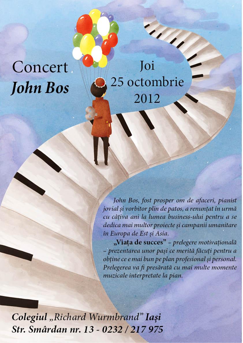 Viaţă de succes – cu John Bos