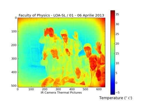 Vizită la laboratoarele Facultății de Fizică – UAIC