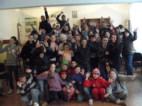 A doua acțiune în satul Bosia