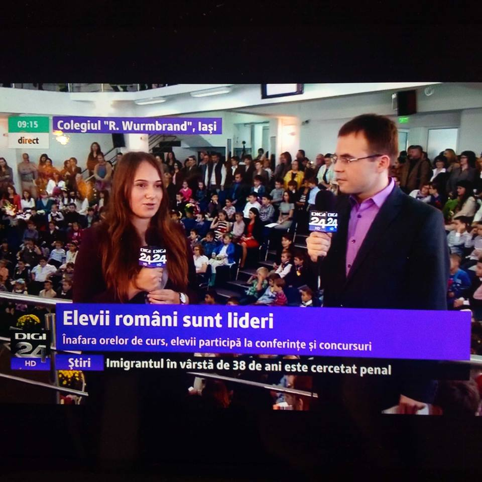 Interviuri în direct la Digi24