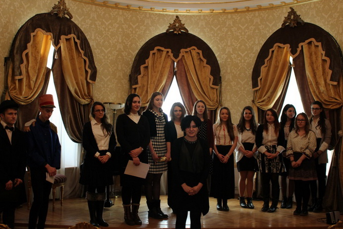 Muzeul Kogălniceanu – gazdă pentru elevii noștri