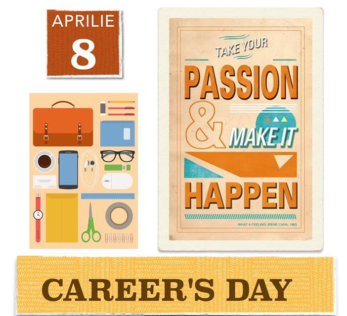 "Career's Day la Colegiul ""Richard Wurmbrand"""