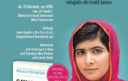 Atelier de lectură și dezbatere: SUNTEM DEZRĂDĂCINATE