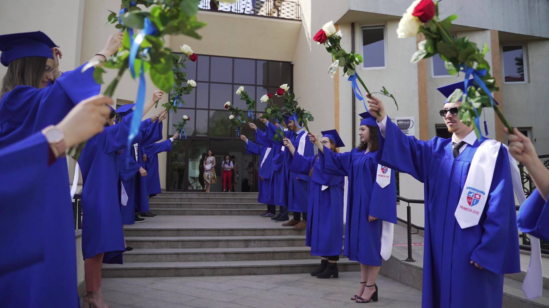 Graduation 2020 – Drive thru
