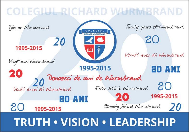 """Aniversare 20 de ani de """"Wurmbrand"""""""